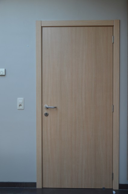 Binnendeuren Algemene Schrijnwerkerij Leukemans